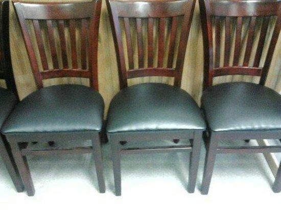 China Wok: Chairs