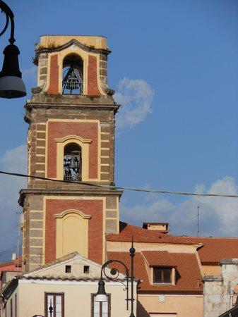 Duomo dei San Filippo e Giacomo: il campanile del Duomo