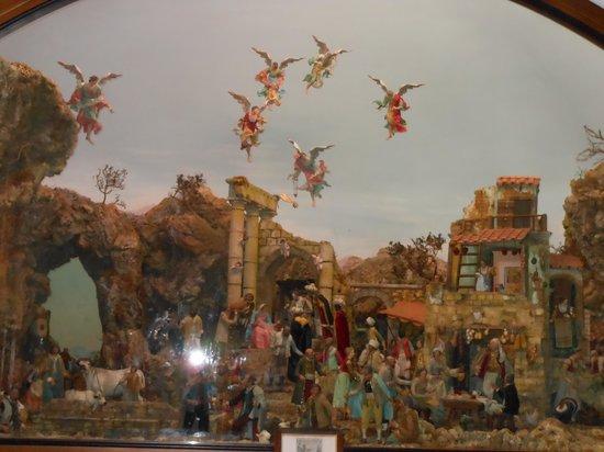 Duomo dei San Filippo e Giacomo: presepe