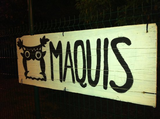Maquis!