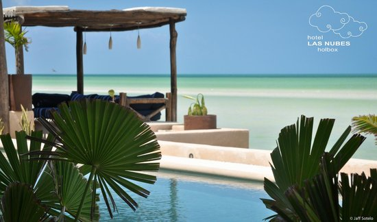 Las Nubes De Holbox: Beautiful beach