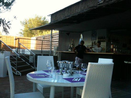 La piscine restaurant summer club elne restaurant avis for Restaurant piscine
