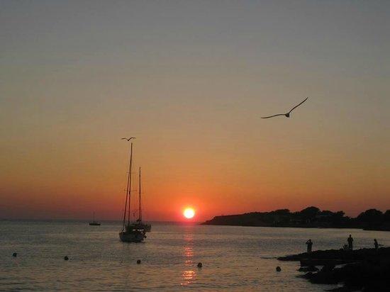 Complejo Formentera: il tramonto a due passi da casa