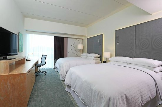 Sheraton San Jose Hotel: Standard (two double beds) Room