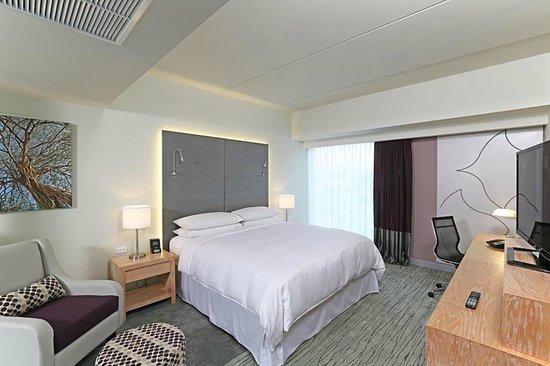 Sheraton San Jose Hotel: Standard room