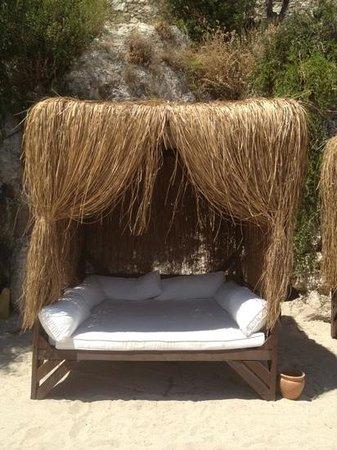 Kalem Island Oliviera Resort : Cabanas