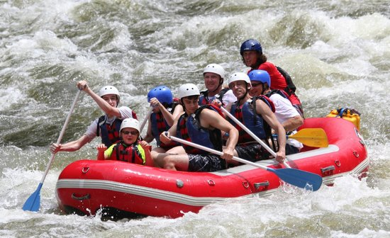 River Rat Whitewater: Here we go !