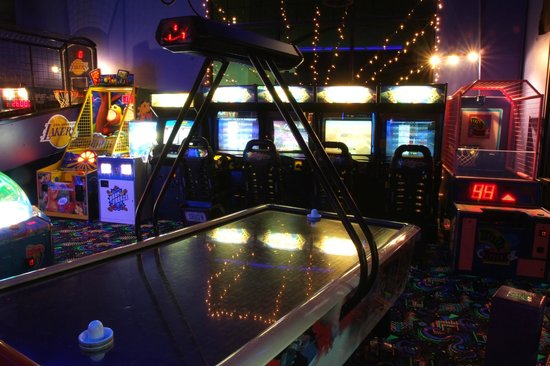 Primo's Pizza: MORE GAMES AND FUN AT D!!'S
