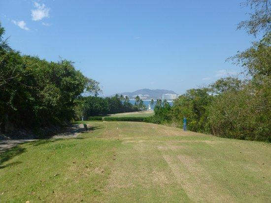 Campo de Golf Ixtapa: Back nine