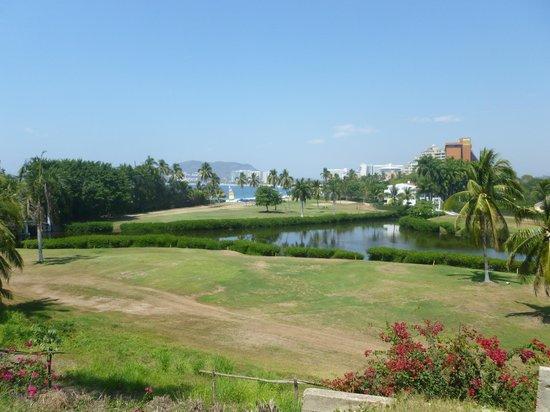 Campo de Golf Ixtapa: Hole 15 from the whites