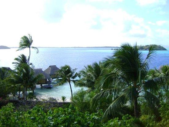 Maitai Polynesia Bora Bora: Vista dalla camera