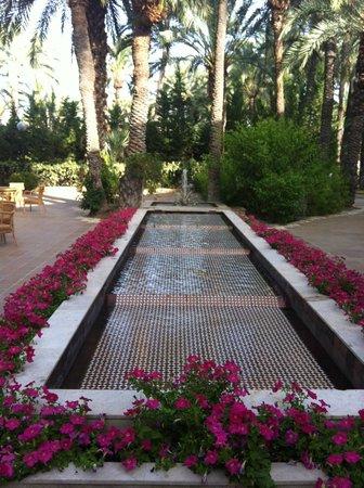 Foto jardinnocturno jardin milenio elche tripadvisor for Jardin milenio