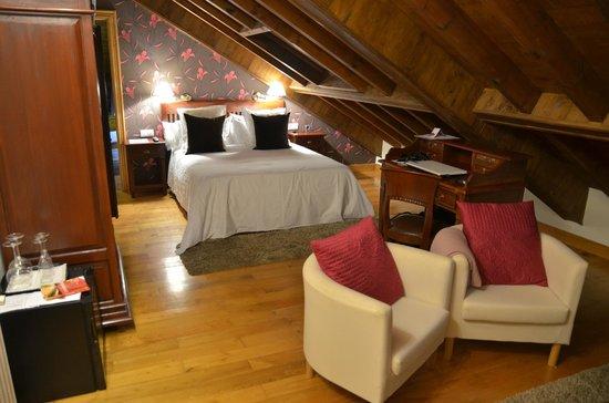 Hotel Casona del Nansa: suite 2