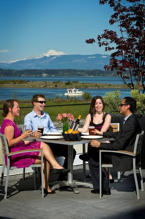 Swinomish Casino & Lodge: 13moons Patio