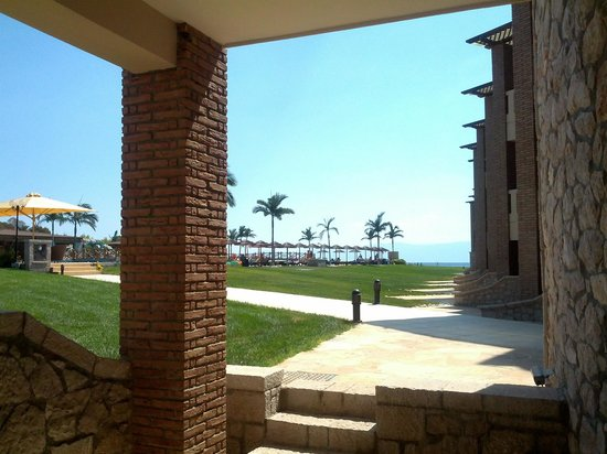 Kandia's Castle Hotel, Resort & Thalasso : View from the room