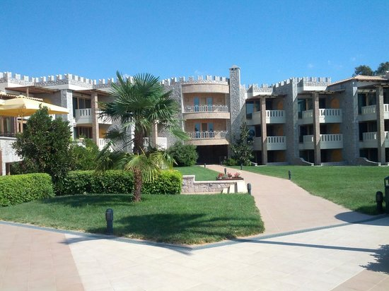 Kandia's Castle Hotel, Resort & Thalasso : Kandia's castle