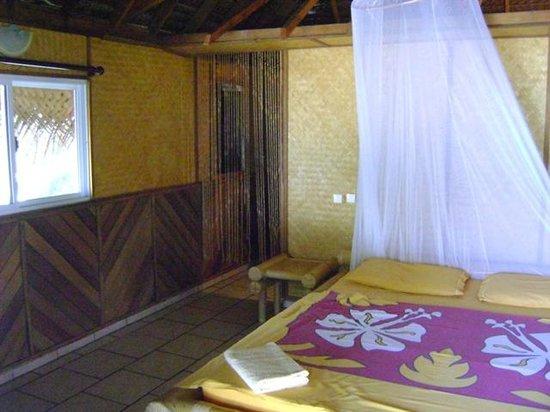 Tikehau Village: bungalow