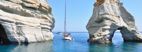 Adamas, Greece: Exploring Kleftiko!