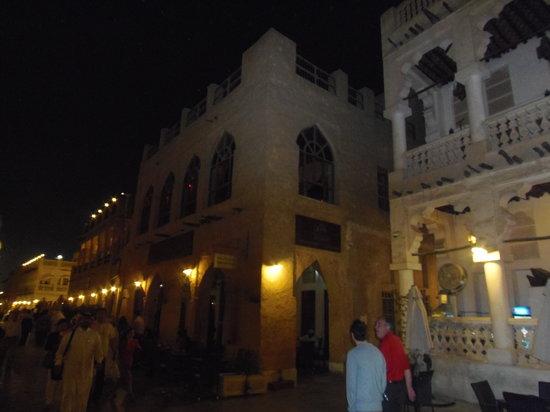 Tajine Restaurant : Tagine at night
