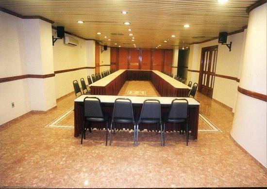 Lider Hotel : Sala de eventos