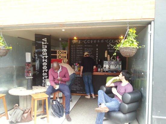 The Coffee Counter Brighton