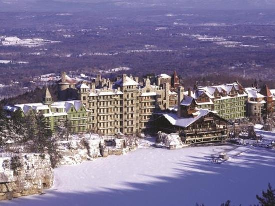 Mohonk Mountain House: an enchantment in new paltz