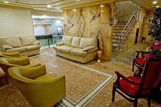 Lider Hotel : Sala de estar