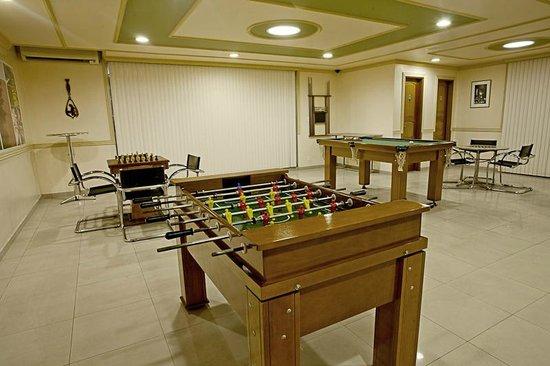 Lider Hotel: Salão de jogos
