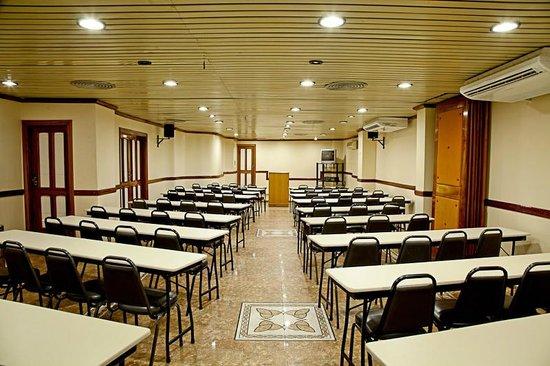 Lider Hotel : Salão de eventos