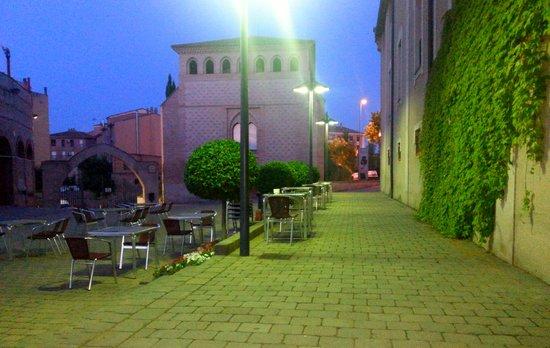 Sobrelias Restaurante: Terraza Sobrelías