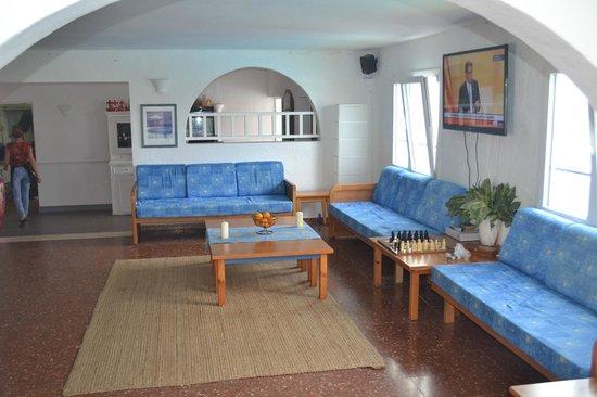 Club Menorca: Reception..