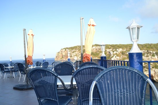 Club Menorca: Panorama..