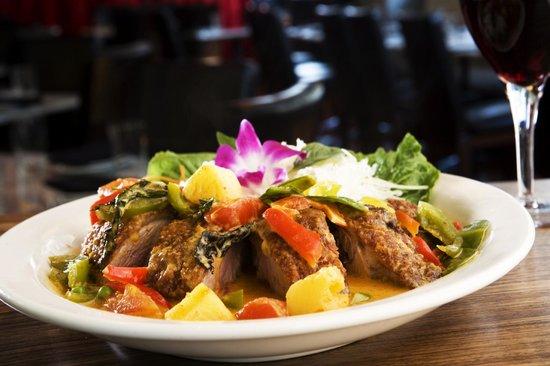 Basil Thai Restaurant: Crispy Red Curry