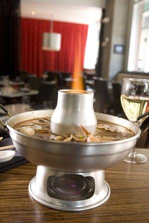 Basil Thai Restaurant: Soup