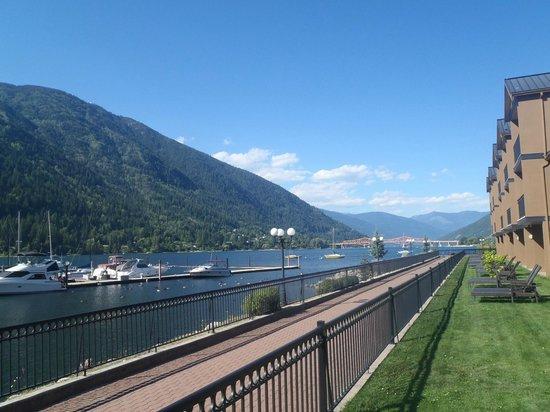 Prestige Lakeside Resort: terrace room view