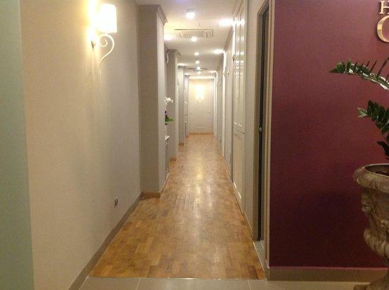Hotel Gallery House: Particolare Hotel