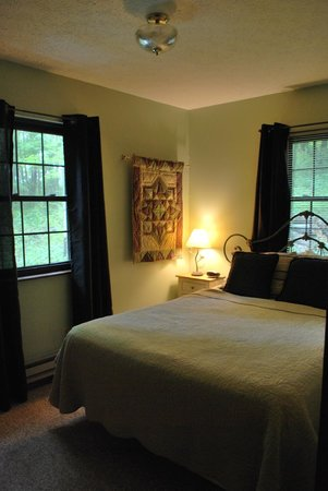 Four Seasons Cabins: Song bird, Bedroom