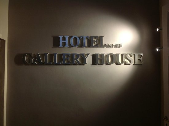 Hotel Gallery House: Nome hotel