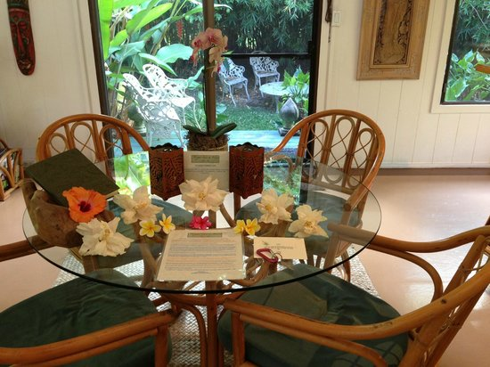 The Guest Houses at Malanai in Hana: Welcome