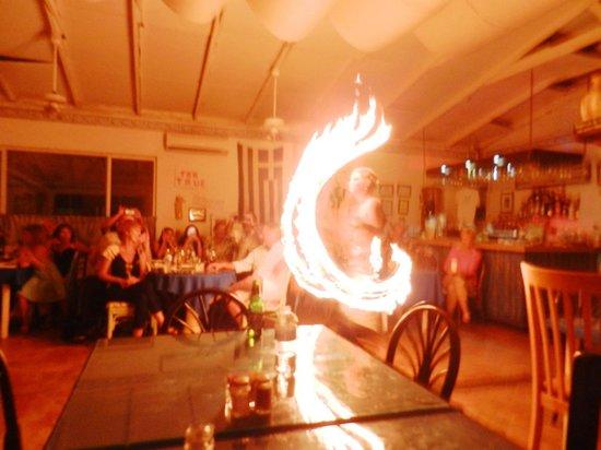 Pickled Greek : Fire Girls!!