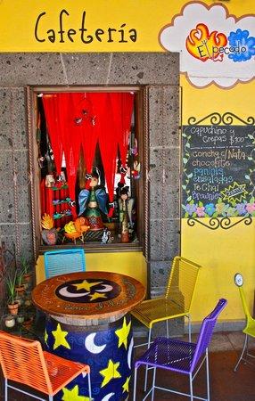 Cafeteria El Pecado