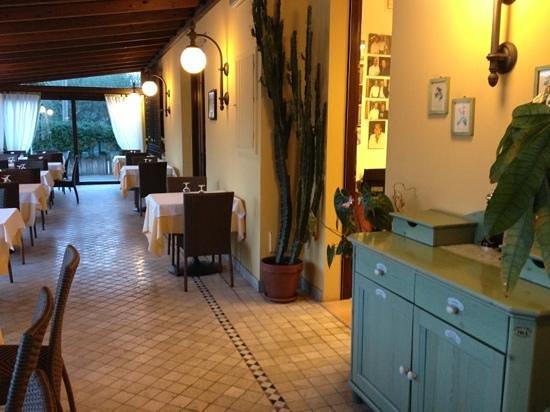 San Giovanni in Marignano, Italien: ristorante Peli