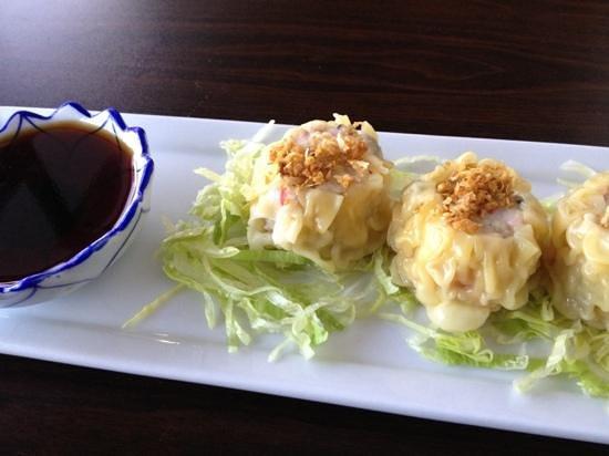 Asian Bistro: Thai Dumplings