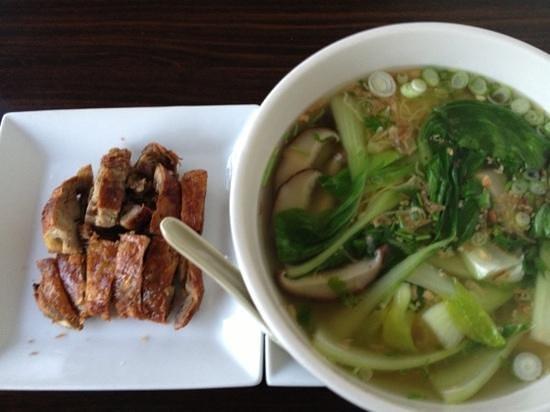 Asian Bistro: Duck Noodle Soup