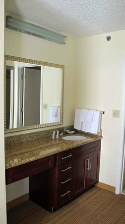 Residence Inn Syracuse Carrier Circle : Sink Area