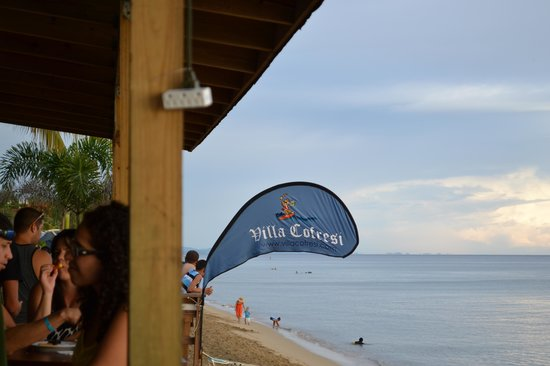 Villa Cofresi Hotel: Is all about the beach front to relax