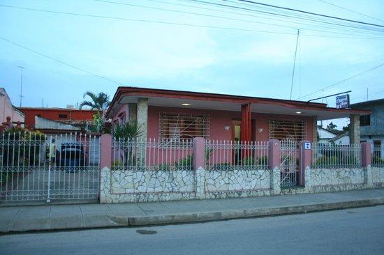 Casa Particular Gina Margarita Sierra: La casa