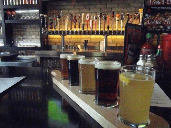JL Beers : Midwest Microbrew sampler
