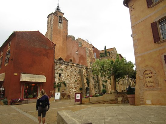 Tours in Provence - Day Tours : Rousillon