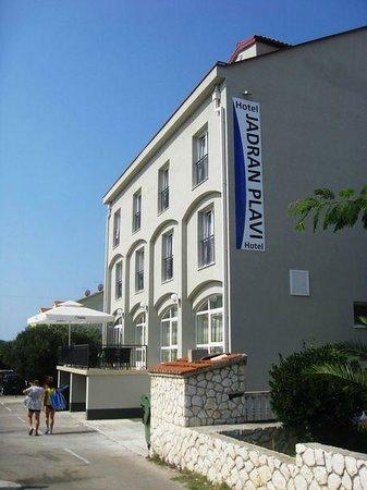 Hotel Jadran Plavi: Hotel